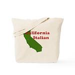 California Italian Tote Bag