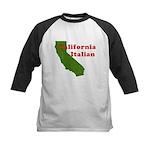 California Italian Kids Baseball Jersey