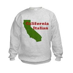 California Italian Sweatshirt