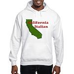California Italian Hooded Sweatshirt
