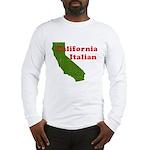 California Italian Long Sleeve T-Shirt