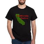 California Italian Dark T-Shirt