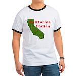 California Italian Ringer T