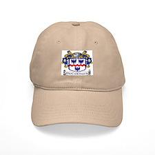 McCormack Coat of Arms Baseball Baseball Cap