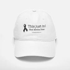 Stop the Presses! End Media Bias. Baseball Baseball Cap