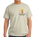 Community Health Nurse Chick Light T-Shirt