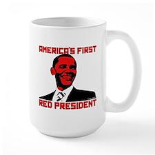 America's First Red President Mug