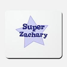 Super Zachary Mousepad