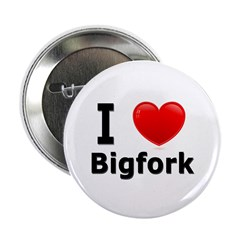 "I Love Bigfork 2.25"" Button (100 pack)"