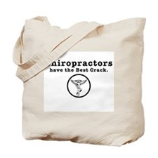 CHIROPRACTORS Tote Bag