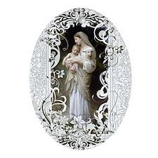 Innocence Ornament (Oval)
