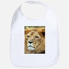 African Lion 2 Bib