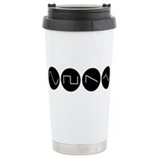 Waveforms Travel Mug