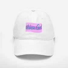 union girl2 Baseball Baseball Cap