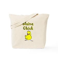 Blaine Chick Tote Bag
