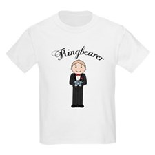 Cute Little Ringbearer T-Shirt