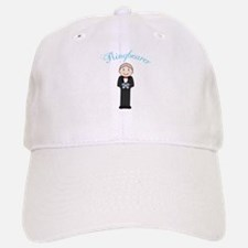 Cute Little Ringbearer Baseball Baseball Cap