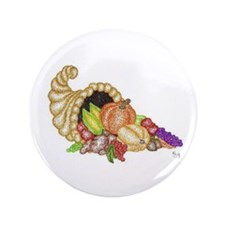 "Cornucopia A 3.5"" Button (100 pack)"