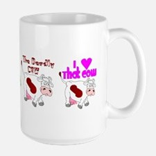 Deadly Cow Mug
