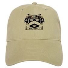 Buckley Coat of Arms Baseball Cap