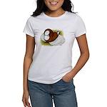 Bokhara Trumpeter Pigeon Women's T-Shirt
