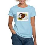 Bokhara Trumpeter Pigeon Women's Light T-Shirt