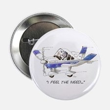 "I Feel the Need 2.25"" Button (10 pack)"