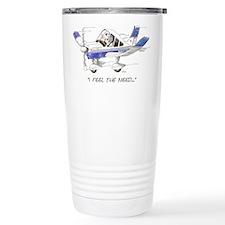 I Feel the Need Travel Mug
