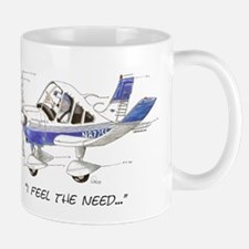 I Feel the Need Mug