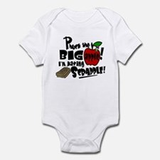 PHUCK THE BIG APPLE! Infant Bodysuit