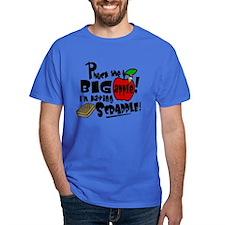 PHUCK THE BIG APPLE! T-Shirt