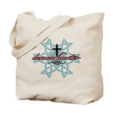 Demon Hunter Star Tote Bag