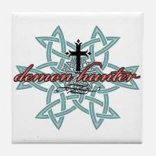 Demon Hunter Star Tile Coaster