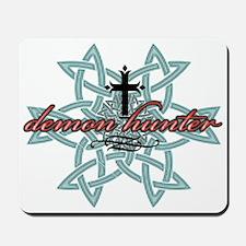 Demon Hunter Star Mousepad