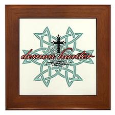 Demon Hunter Star Framed Tile
