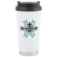 Demon Hunter Star Travel Mug