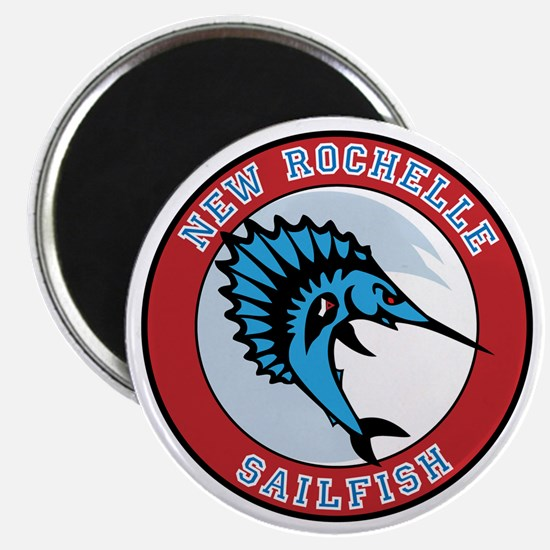 Sailfish Magnet - Put your A+ on your fridge