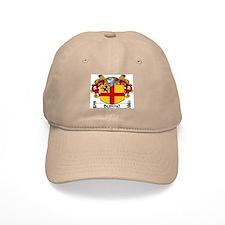 Burke Coat of Arms Baseball Cap