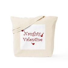 Naughty Valentine Tote Bag