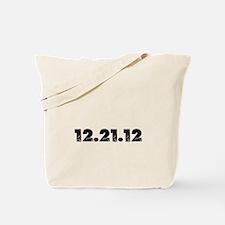 12.21.12 2012 Disaster Tote Bag