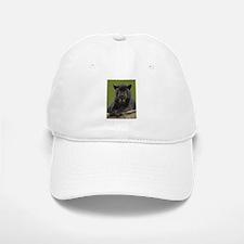 Black Jaguar Baseball Baseball Cap