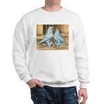 Lavender West Pigeons Sweatshirt