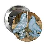 """Lavender West Pigeons 2.25"""" Button"""