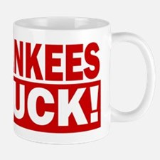 YANKEES SUCK! Mug