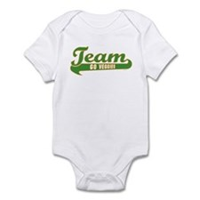 Team Veggies Infant Bodysuit