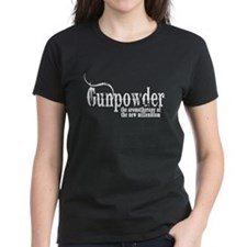 Gunpowder Gun Humor Tee