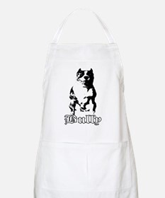 Bully Pitbull BBQ Apron