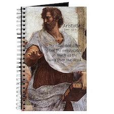 Aristotle Education Quote Journal