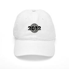 2012 Mayan Calendar Baseball Cap