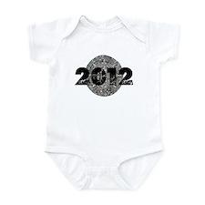 2012 Mayan Calendar Infant Bodysuit